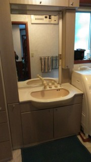 0306藤原様邸 トイレ、洗面化粧台8