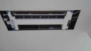 施工中 室内機2-1